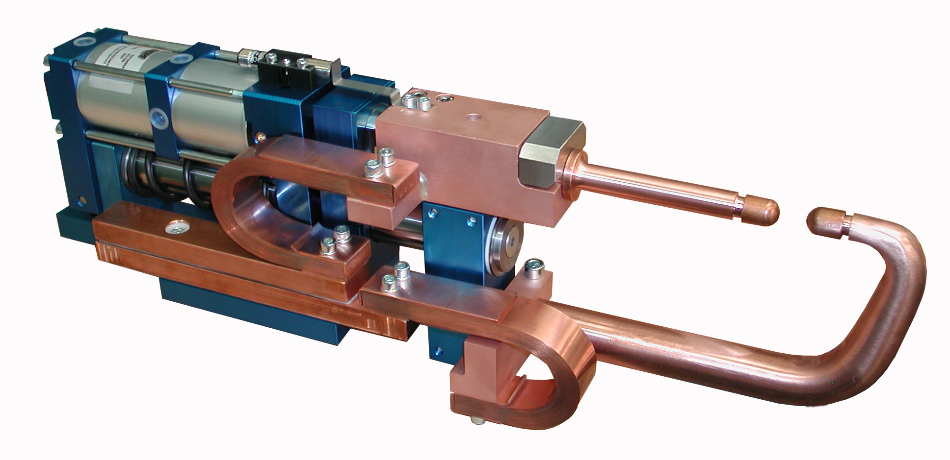 Welding Guns For Robots On Gun Or Cables Welder And Welders Transformer Resistance C Without Stroke 40 Ref G510100